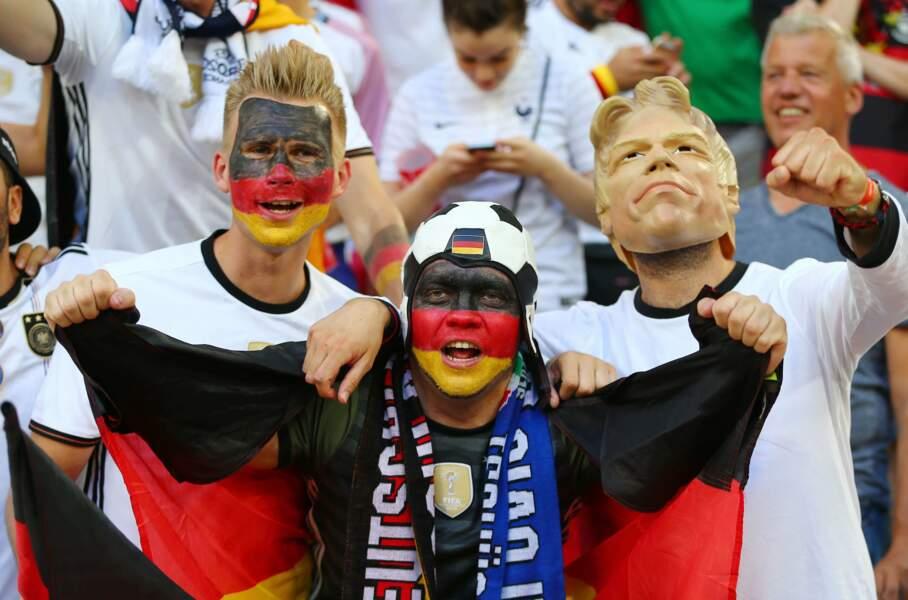 Les Allemands aussi ont tout donné