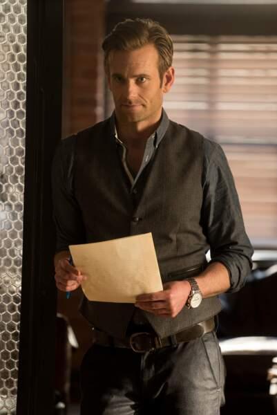 Il obtient aussi le rôle du grand méchant dans la saga Cinquante nuances de Grey !