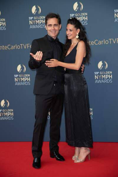 L'acteur est en couple avec une artiste, Tatiana Djordjevic