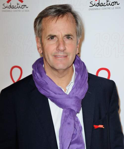Bernard de la Villardière (25 mars 1958)