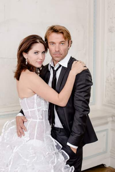 Jeanne (Isabelle Bouysse) et Nicolas (Patrick Puydebat)