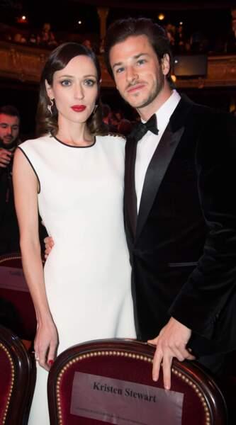 Premier bébé pour l'acteur Gaspard Ulliel et sa compagne Gaëlle Pietri.