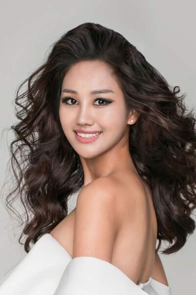 Ji Hyun Baek, Miss Corée