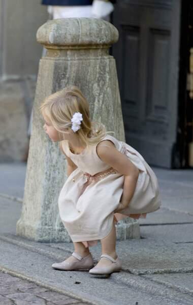 La princesse Leonore n'est-elle pas trop mignonne ?