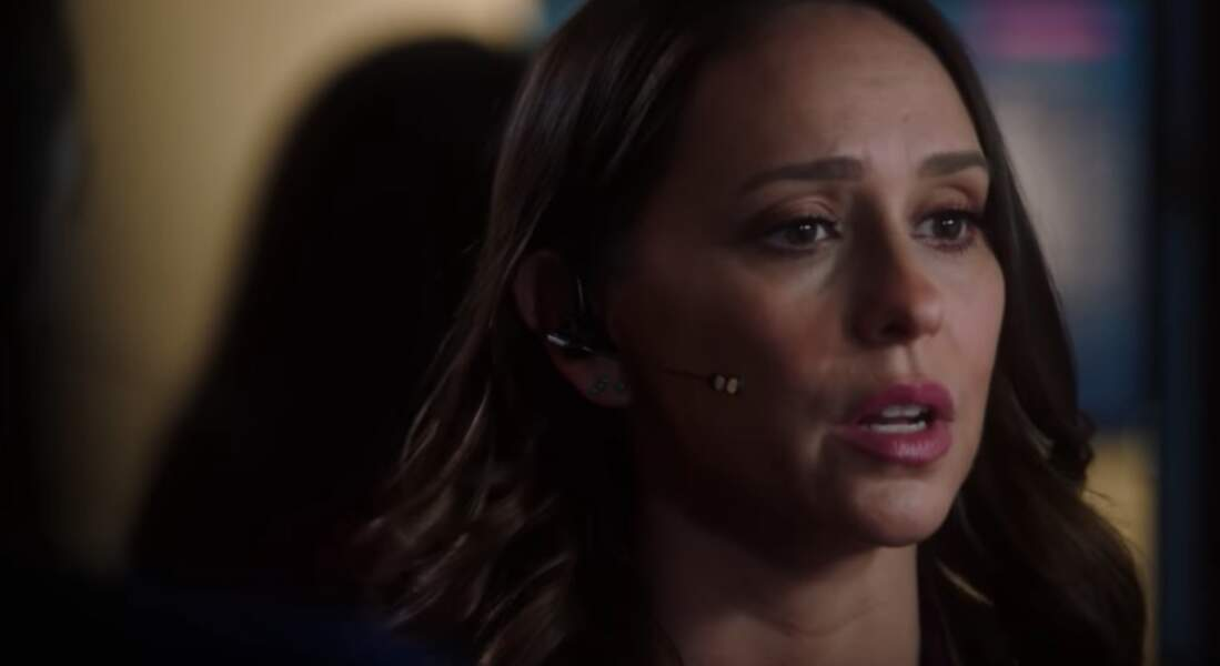 En 2018, l'actrice a intégré la saison 2 de la série 9-1-1 !