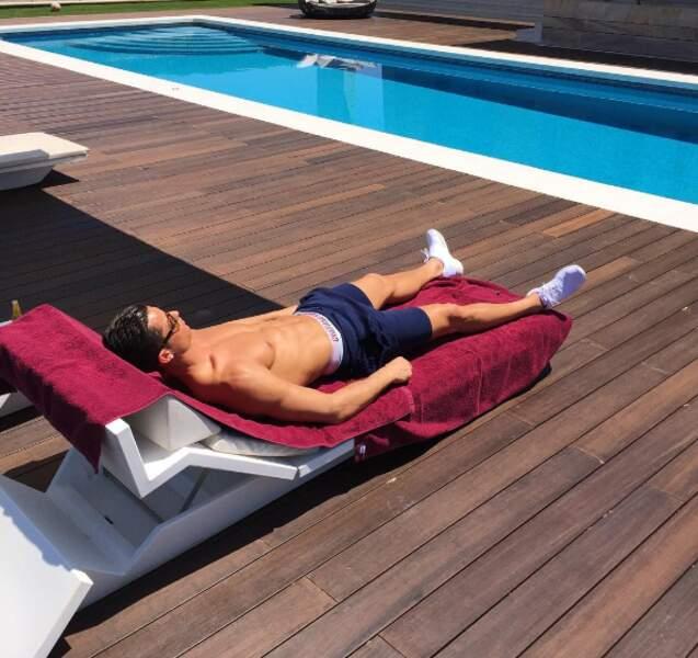 Elle nous fait autant envie que la piscine de Cristiano Ronaldo.