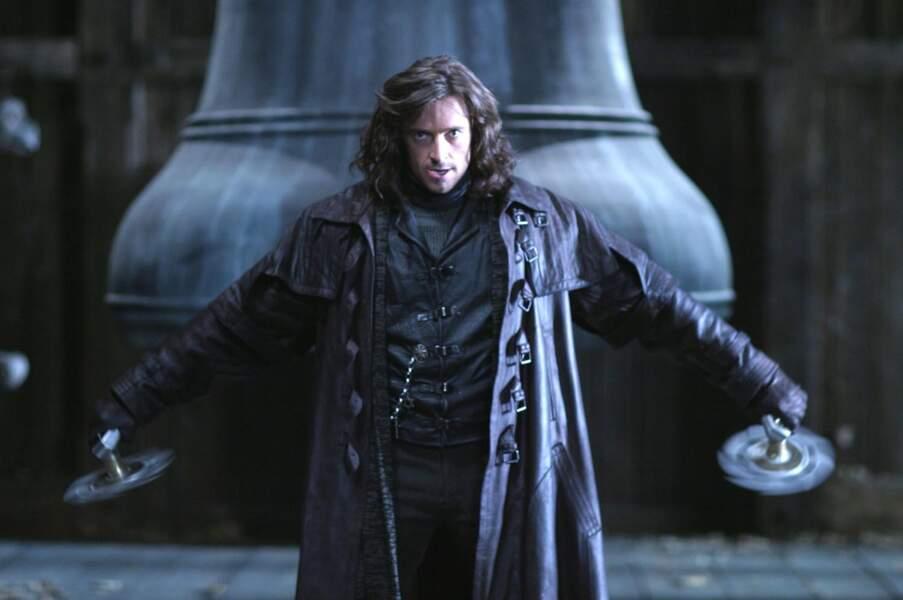 En 2004, il est Van Helsing, célèbre chasseur de monstres, qui va tenter de contrer Dracula