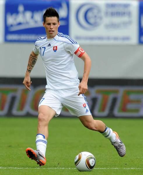 Marek Hamšík (Slovaquie)