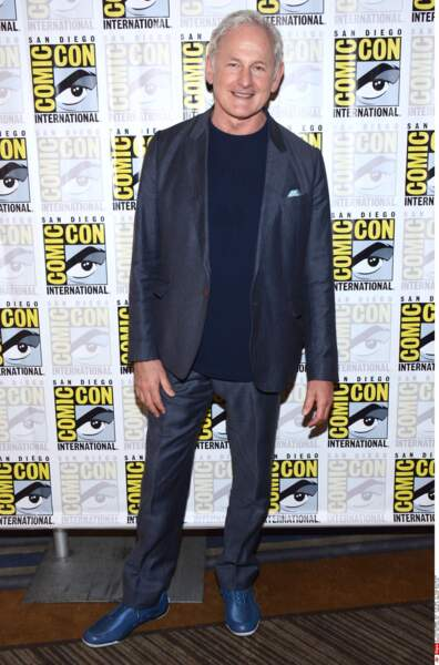 Victor Garber, le père de Jennifer Garner dans Alias, reprend du service avec Legends of Tomorrow...