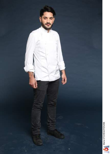 Merouan Bounekraf, 28 ans