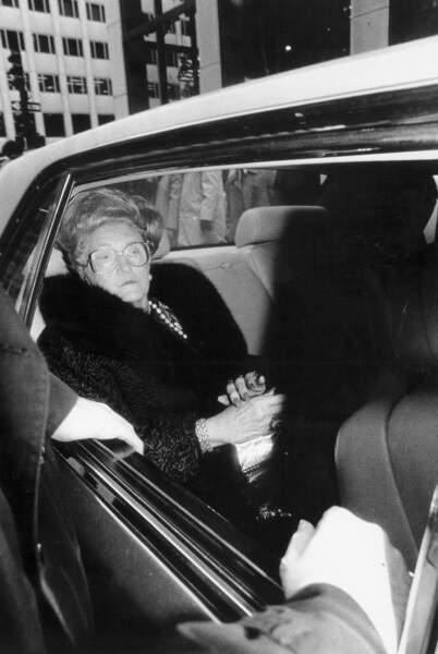 Mary Anne Trump, née McLeod, une écossaise pure et dure, fan d'Elisabeth II, est décédée en 2000 à l'âge de 88 ans