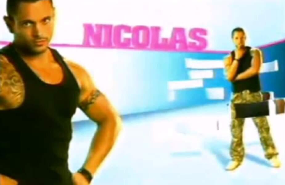 "Nicolas (Saison 1). Son secret : ""J'ai perdu 50 kgs"""