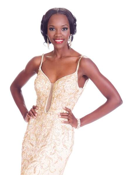 Shanice Williams, Miss Îles Turques-et-Caïques 2014
