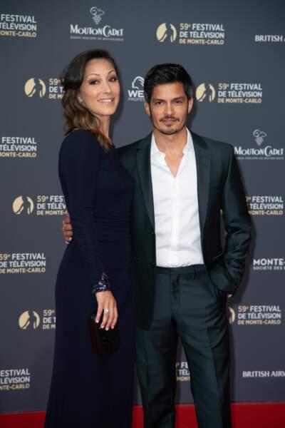 Christina Chang et Nicholas Gonzalez sont soudés pour présenter leur série Good Doctor