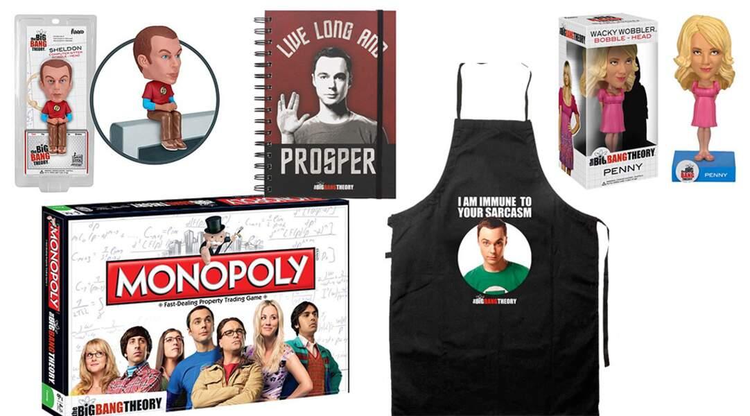 Pour les fans de The Big Bang Theory