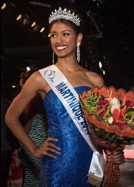 Miss Martinique a pris les traits d'Aurélie Joachim