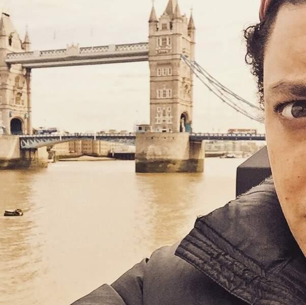 Une petite photo à Londres.