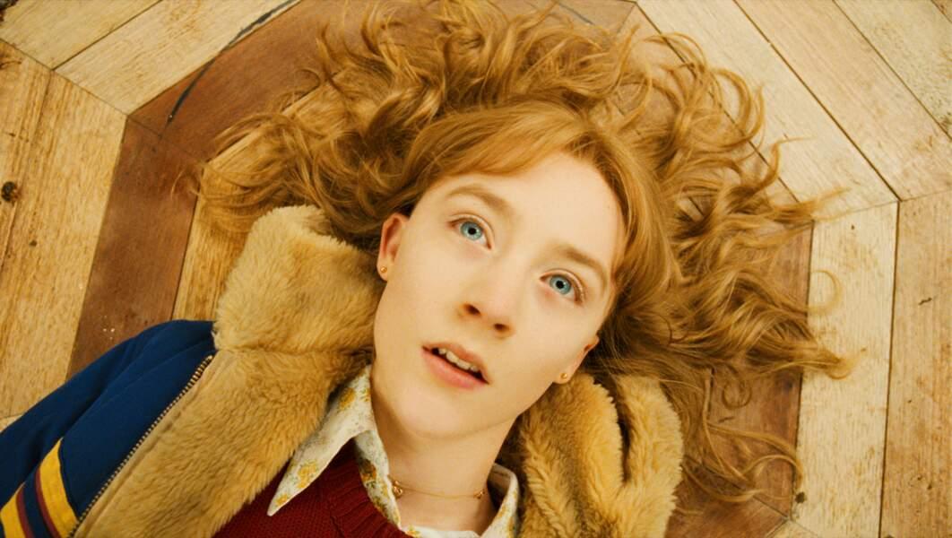 Susie Salmon, l'écolière mélancolique du beau mais très triste Lovely Bones