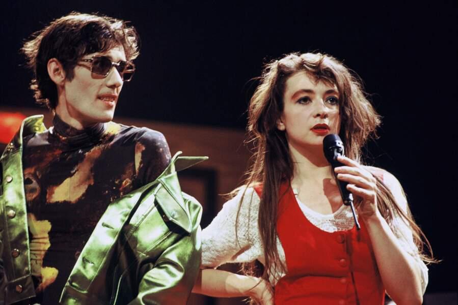 Fred Chichin et Catherine Ringer, ensemble sur scène comme à la ville
