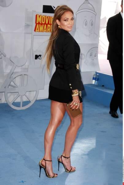 A 45 ans Jennifer Lopez n'a rien perdu de sa superbe