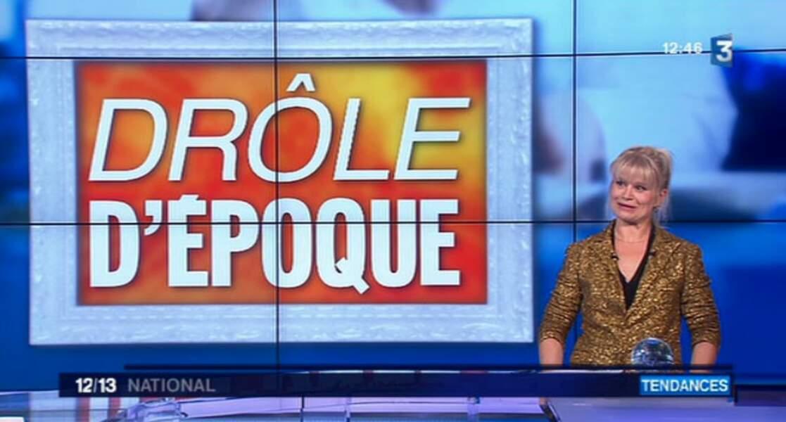 Flop : Soirée disco pour Sabine Gorny