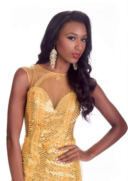 Christie Desir, Miss Haïti 2014