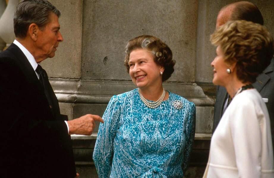 Ils sont sympas ces Reagan tout de même !