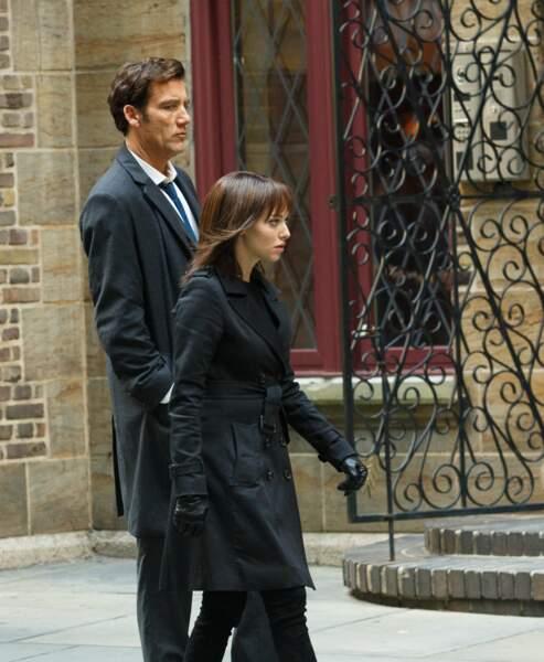 Amanda Seyfried et Clive Owen jouent dans ANON, un thriller d'anticipation signé Andrew Niccol