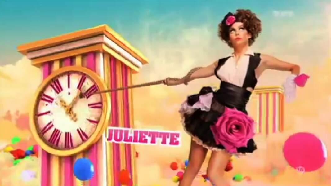 """Juliette (Saison 5). Son secret : """"Je suis somnambule"""""""