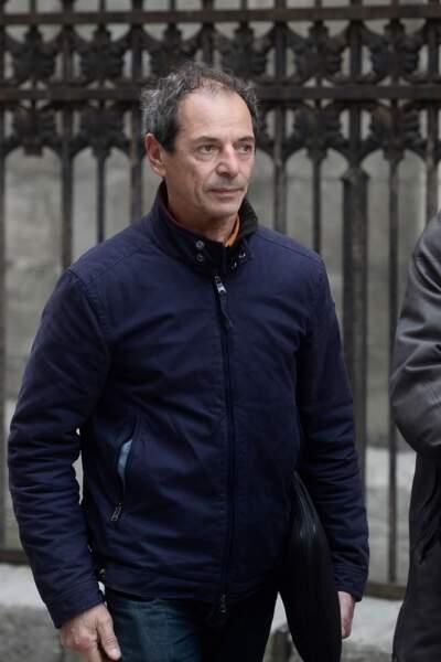 Le navigateur Marc Guillemot