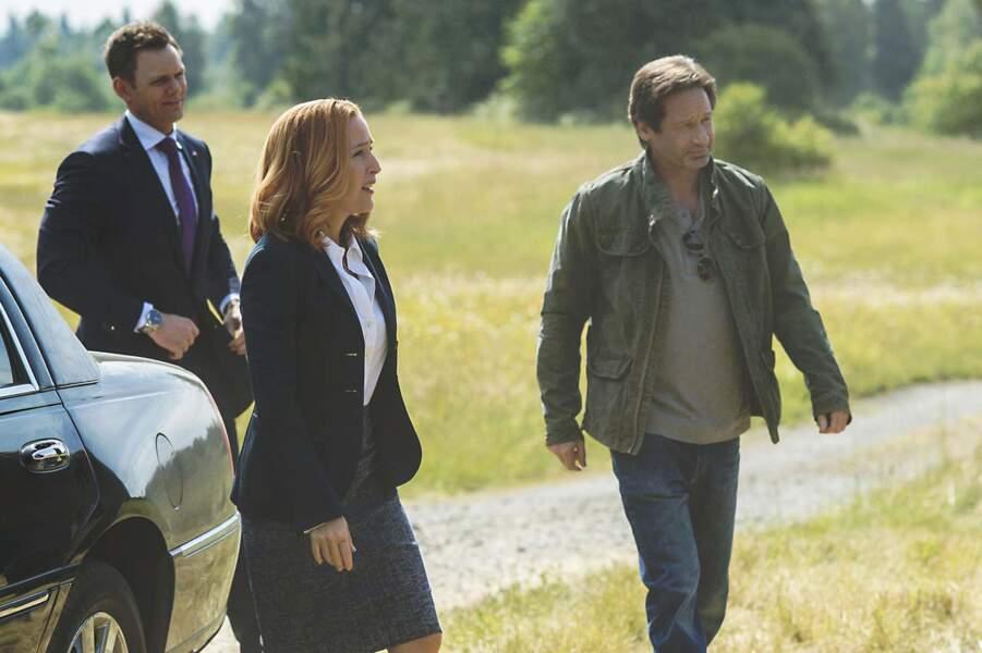 X-Files, le retour !