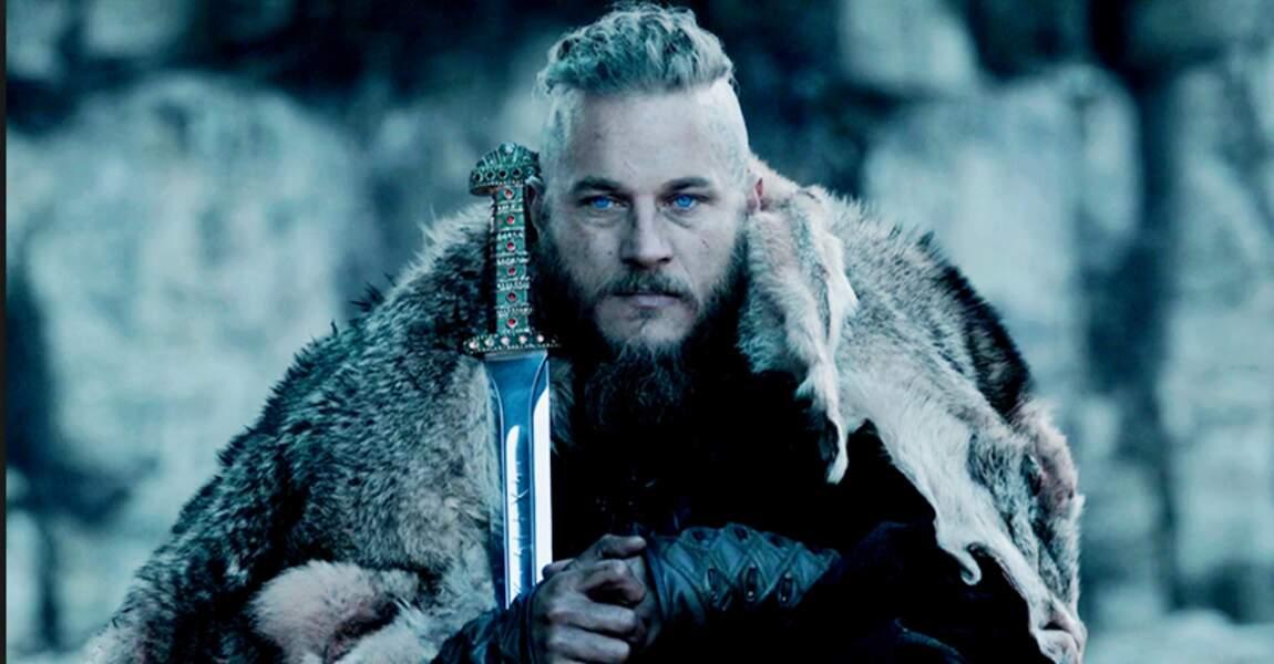 Travis Fimmel, alias le roi Ragnar dans Vikings, quitte la série au milieu de la saison 4 ! Gonflé !