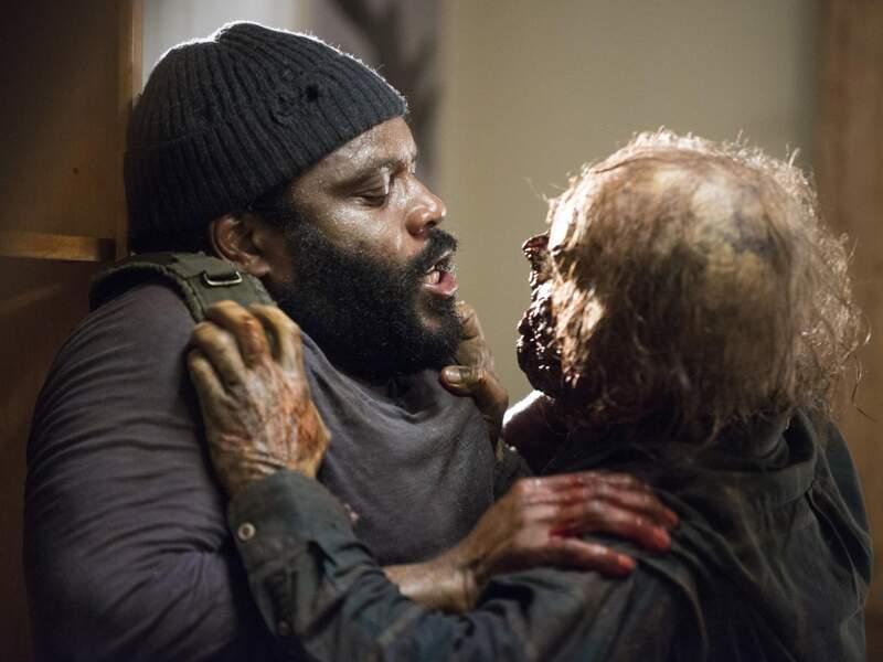 Rôle important dans The Wire, Chad L. Coleman incarnait Tyreese dans The Walking Dead