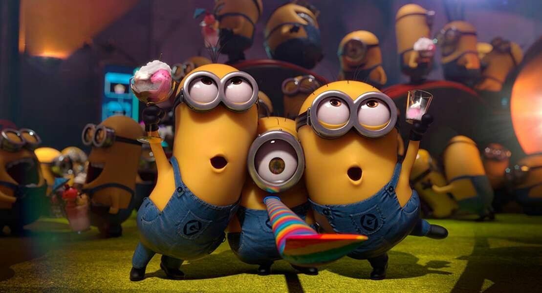 Moi moche et méchant est le film le plus vu en France avec 4,64 millions d'entrées