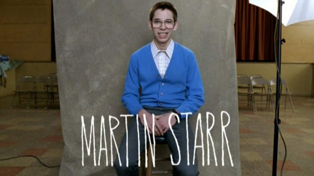 Martin Starr dans Freaks and Geeks