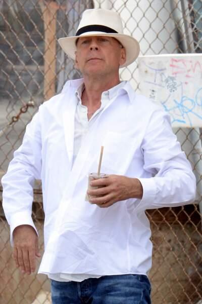 Salut Bruce Willis !