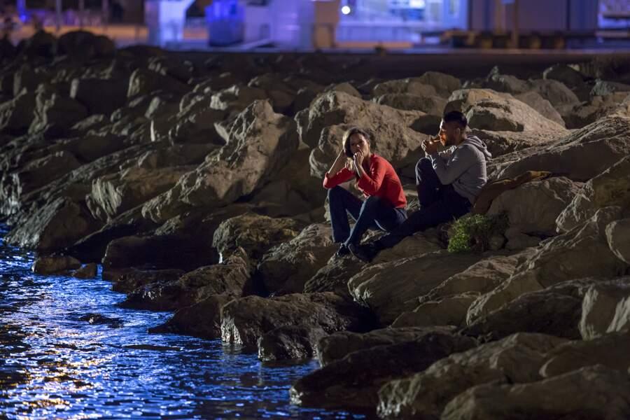 Finalement, Marseille s'impose plus comme une série sur les relations entre les personnages