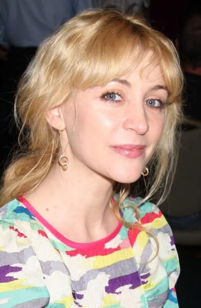 Toujours actrice, elle n'a obtenu que des rôles mineurs, dans des films de seconde zone au cinéma.