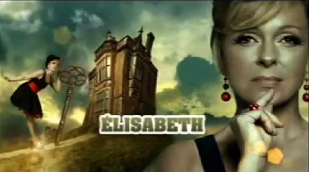 """Elisabeth (Saison 3). Son secret : """"J'ai été traquée par Interpol pendant deux ans"""""""