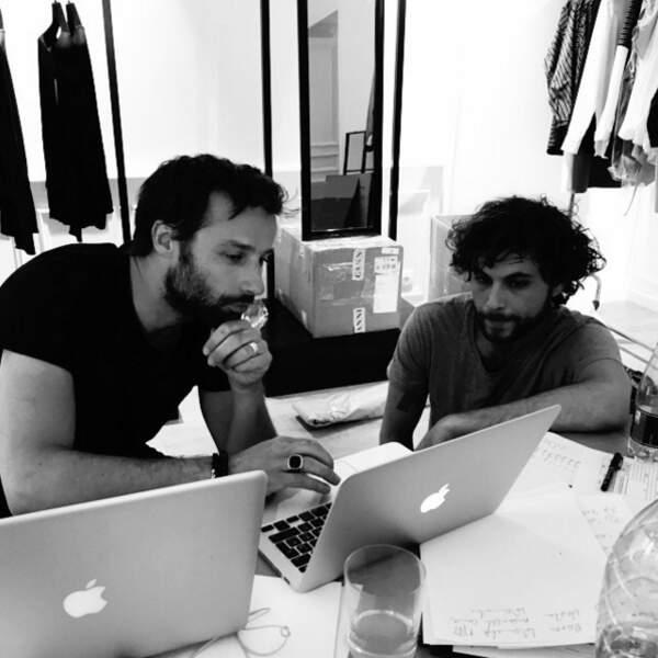 Aujourd'hui, il travaille sur une marque de vêtement avec la blogueuse Margaux Lonnberg