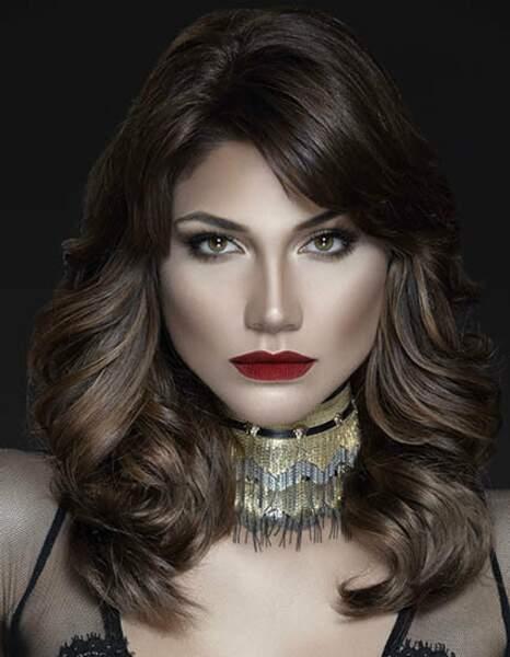 Keity Drennan, Miss Panama