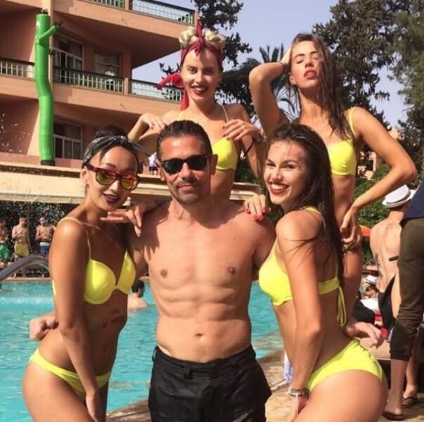 Et Kool Shen a apparemment passé du très bon temps à Marrakech.