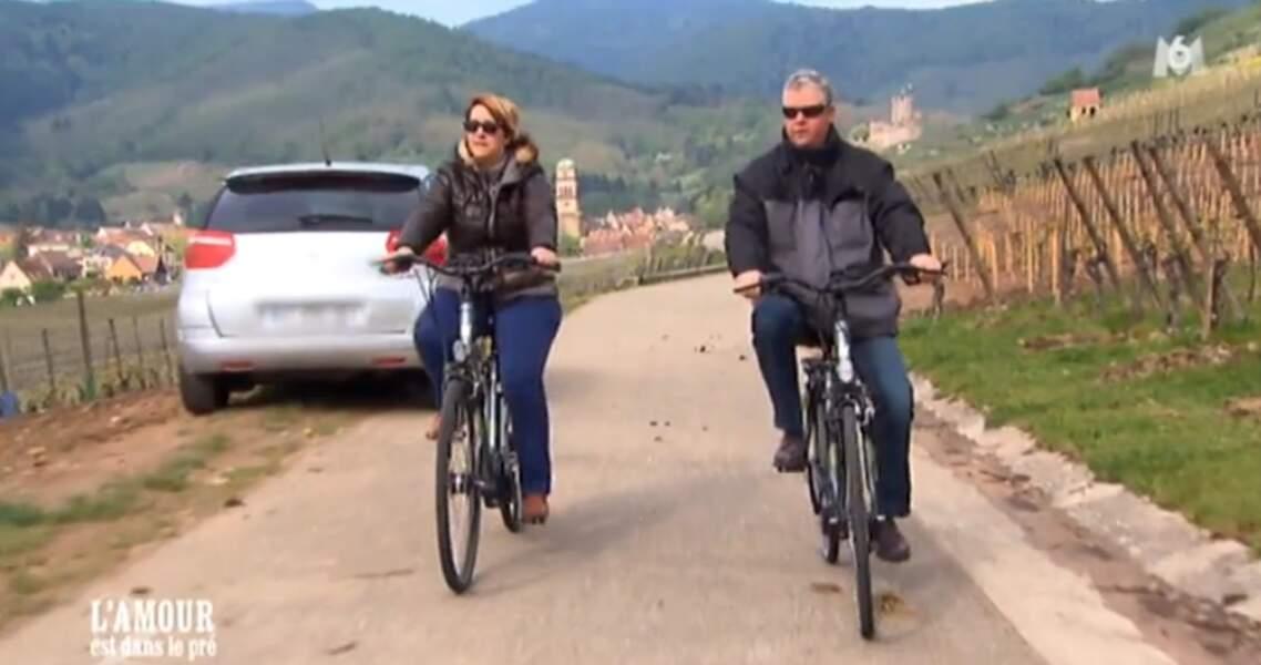 Allez, une petite balade en vélo pour fêter ça