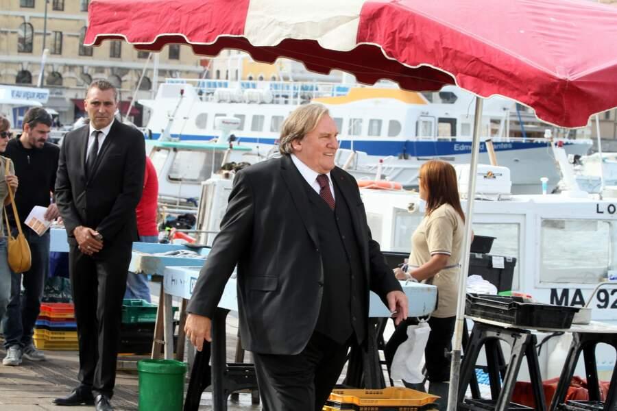 Le polar Marseille avec Gérard Depardieu