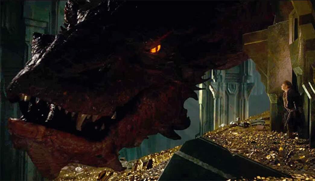 Mais qui incarne le dragon ? La réponse va vous surprendre...