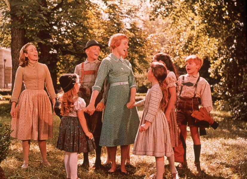 25- La mélodie du bonheur (1965) de Robert Wise