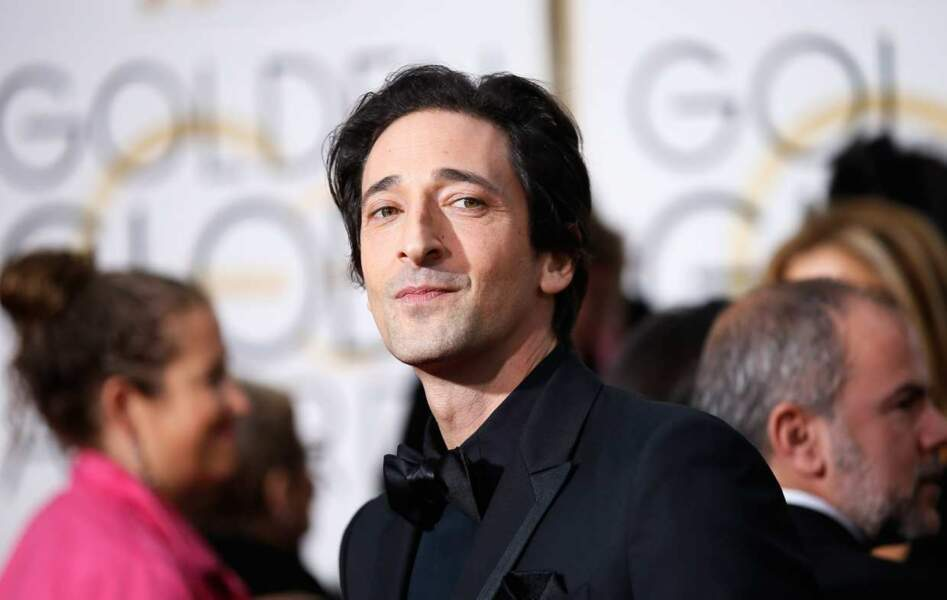 Adrien Brody, connu pour ses rôles dans The Pianist ou The Grand Budapest Hotel