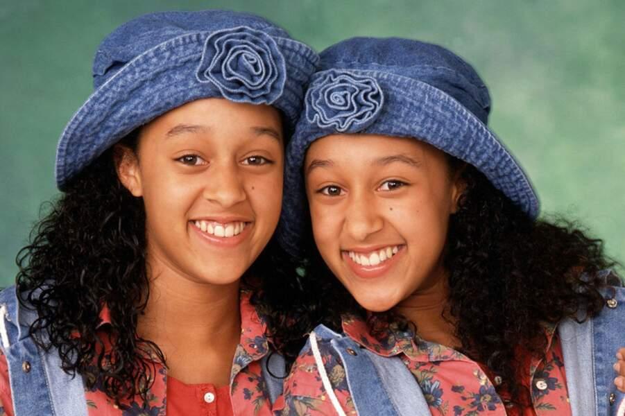 Tia et Tamera étaient les héroïnes du téléfilm Des amours de soeurcières !