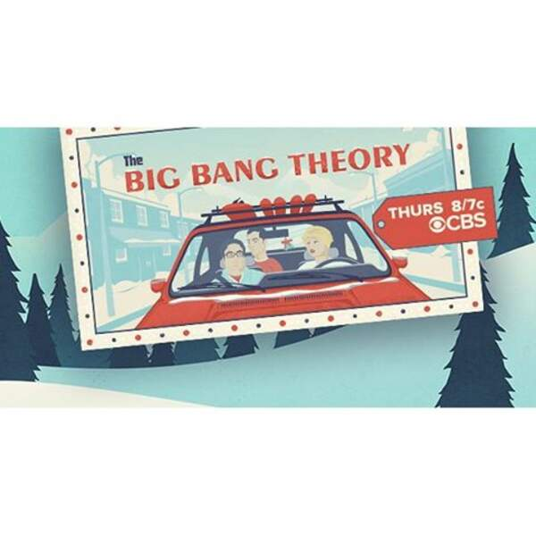 Celui de The Big Bang Theory aussi d'ailleurs !