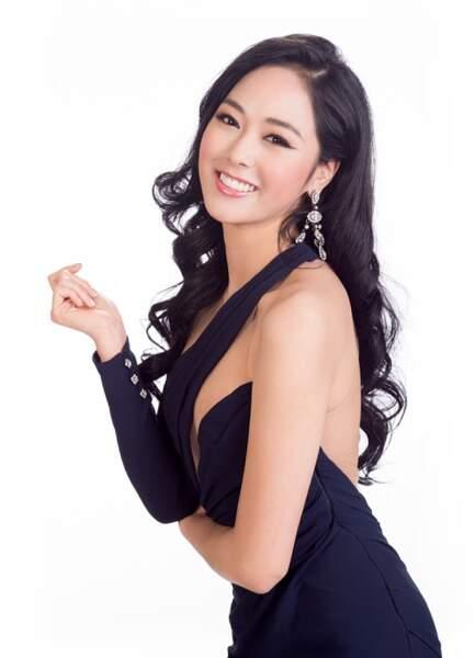 Yoo Yebin, Miss Corée du Sud 2014